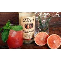 Водка Tito's Handmade Vodka (0,05 л)