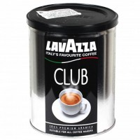Кофе Lavazza Club, банка (250 г)