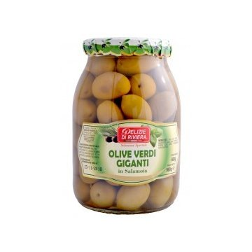 Оливки Delizie Di Riviera (960 г)