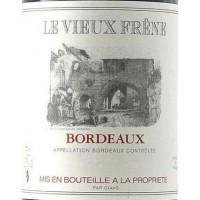 Вино Chateau Vieux Frene Le Vieux Frene (0,75 л)
