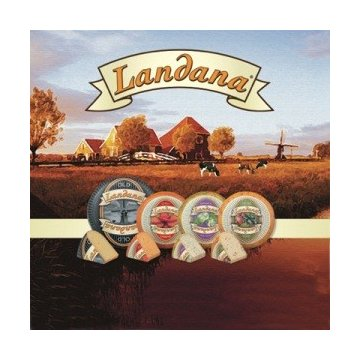 Сыр 500 дней (Landana) 48%