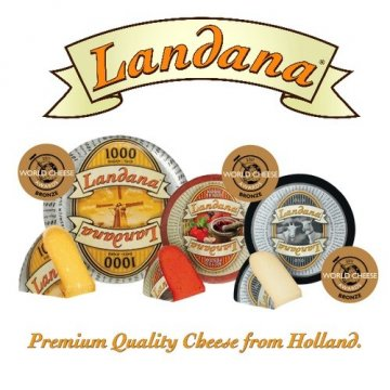 Сыр Гауда Старый (Landana)