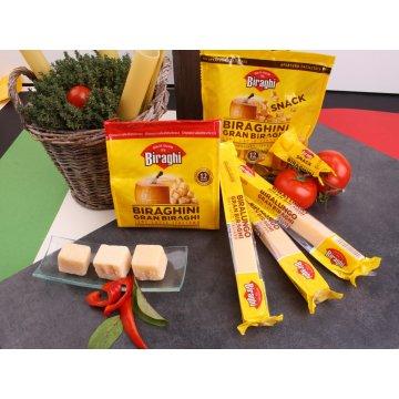 Сыр Gran Biraghi Snack, 100 г (5 x 20 г)
