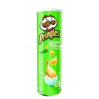 Чипсы Pringles Sour & Cream, 165 г