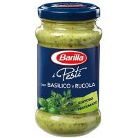 Соус для пасты Barilla i Pesti con Basilico alla Ruccola, 190 мл