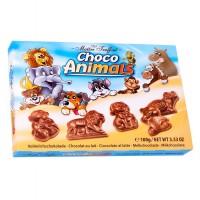 Конфеты Maitre Truffout Choco Animals (100 г)