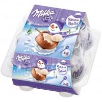 Конфеты Milka Snow Balls (112г)