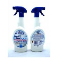 Спрей с отбеливающим эффектом Astonish Multi Surface Cleaner with Bleach, 750 мл