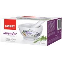 Ступка с пестиком Banquet Lavender