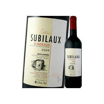 Вино Chateau Subilaux Chateau Subilaux (0,75 л)