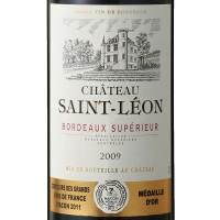 Вино Chateau Saint-Leon Chateau Saint-Leon (0,75 л)