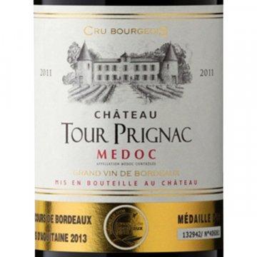Вино Chateau Tour Prignac Chateau Tour Prignac (0,75 л)