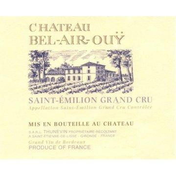 Вино Chateau Bel Air Ouy Chateau Bel Air Ouy, 2013 (0,75 л)