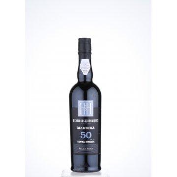 Вино Henriques&Henriques Tinta Negra 50 Year Old (0,5 л)