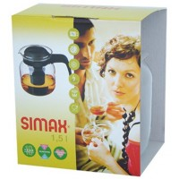 Чайник с фильтром Simax Matura (1,5 л)