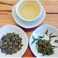 Чай Teahouse Зеленый саусеп Ганпаудер (100 г)