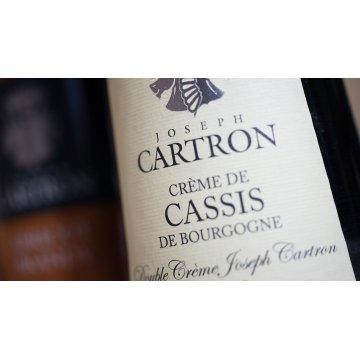 Ликёр Joseph Cartron Creme De Cassis Double Creme (0,7 л)