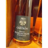 Ликёр Joseph Cartron Creme de Peche de vigne (0,7 л)