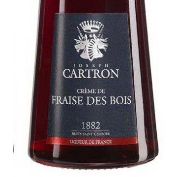 Ликёр Joseph Cartron Creme de Fraise des bois (0,7 л)