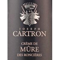 Ликер Joseph Cartron Creme De Mure Des Roncieres (0,7 л)