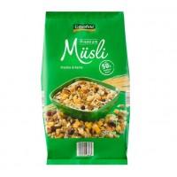 Завтраки Musli Premium Crownfield с фруктами, семенами тыквы и льна, 750 г