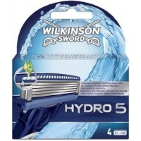Картридж для Wilkinson Sword Hydro 5, 4 шт