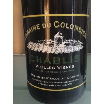 Вино Domaine Du Colombier Chablis Vieilles Vignes (0,75 л)