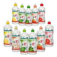Жидкость для мытья посуды Ludwik грейпфрут (1000 мл)
