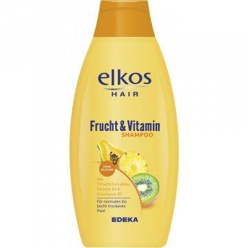 Шампунь Elkos Frucht & Vitamin, 500 мл