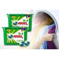 Капсулы для стирки Ariel Regular 3в1 (19 шт)