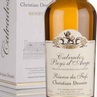 Кальвадос Calvados Coeur de Lion Reserve des Fiefs Pays d'Auge (0,7 л)