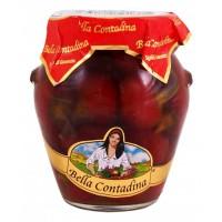 Маринованный перец Bella Contadina Ciliegino, 314 мл