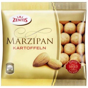 Марципан мячики ТМ Zentis Kartoffeln (100 г)