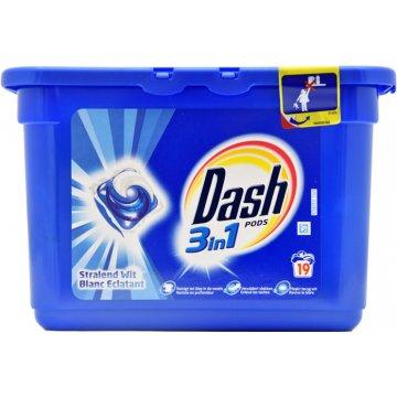 Капсулы для стирки Dash (15 шт.)