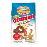 Печенье Divella Ottimini al cacao (400 г)