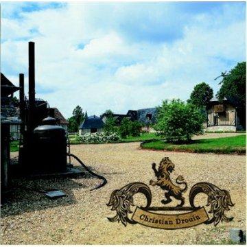 Водка Calvados Coeur de Lion Pays d'Auge, wooden box, 1982 (0,7 л)