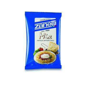 Сыр тертый Zanetti Mix 32% (100 г)
