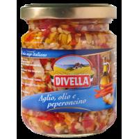 Соус Divella Aglio Olio e Peperoncino (190 г)