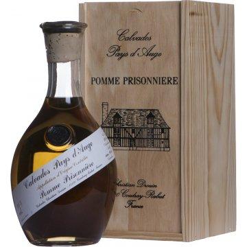 Водка Calvados Pomme Prisonniere Pays d'Auge, wooden box (0,9 л)