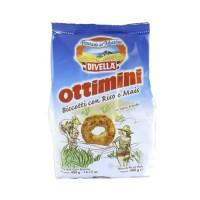 Печенье Divella Ottimini Riso e Mais (400 г)