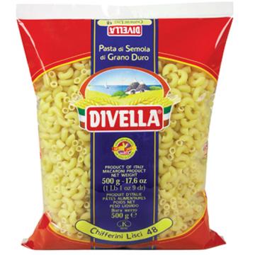 Макароны Divella 048 Chifferini Lisci (500 г)