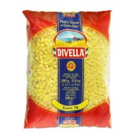Макароны Divella 074 Stelline (500 г)