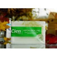 Гипоаллергенное мыло Cien с оливковым и миндальным маслом (75 г)
