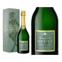 Шампанское Deutz Brut Classic, gift box (0,75 л)