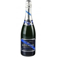 Шампанское De Venoge Cordon Bleu Extra Brut (0,75 л)