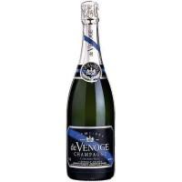 Шампанское De Venoge Demi-Sec (0,75 л)
