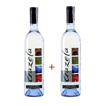 Набор вина Gazela Vinho Verde (0,75) + Gazela Vinho Verde (0,75)
