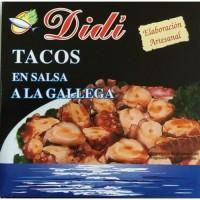 Восьминог консервованый Didi Tacos en Salsa Gallega (150 г)