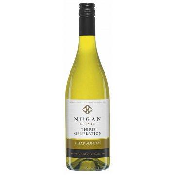 Вино Nugan Estate Chardonnay Third Generation (0,75 л)