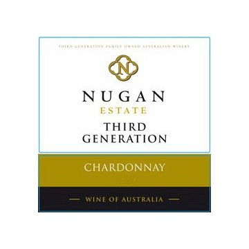 Вино Nugan Estate Chardonnay Third Generation (0,75 л)